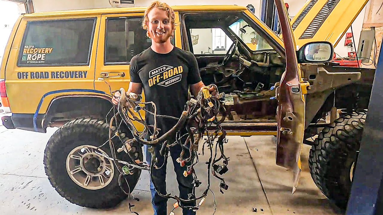 WOW! What A Wiring Mess!