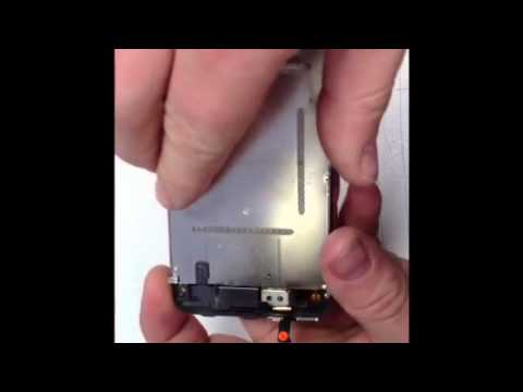 How to change an LCD screen on iPhone 3G 3GS