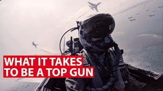 What It Takes To Be A Top Gun In The RSAF | On The Red Dot | CNA Insider