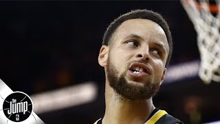 You won't want to face the Warriors if they're a 6 seed and you're a 3 - Ohm Youngmisuk | The Jump