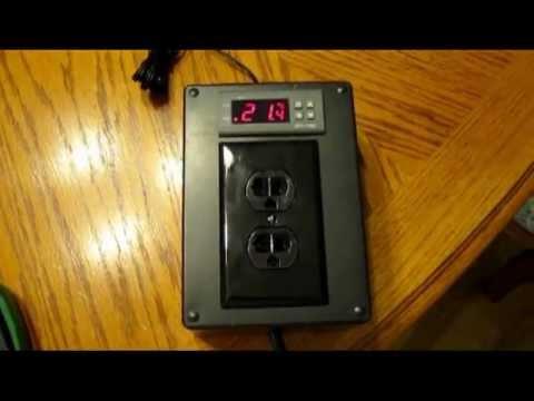 DIY Digital Temperature Controller