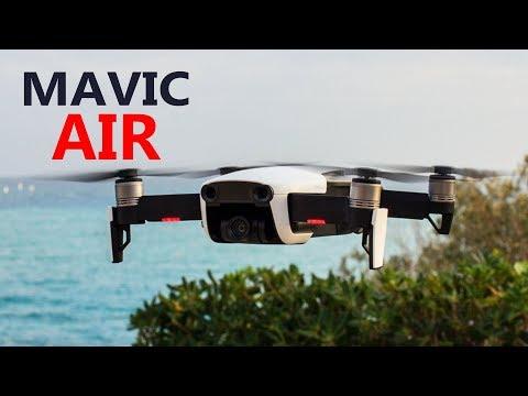 DJI Mavic Air first look - Compact, powerful, fun
