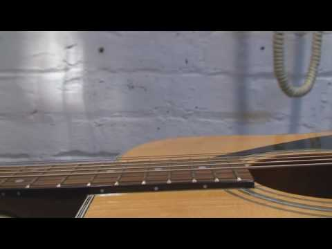 Tips to remember when Buying a Used Acoustic Guitar