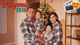 The Peña Family's New Christmas Intro Video!!! | Vlogmas 2019