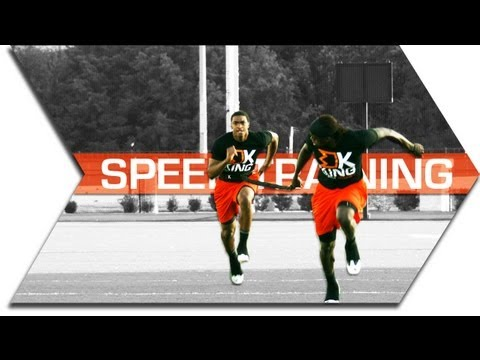 OVERSPEED CABLE SPRINTS - SPEED TRAINING - BUNGEE