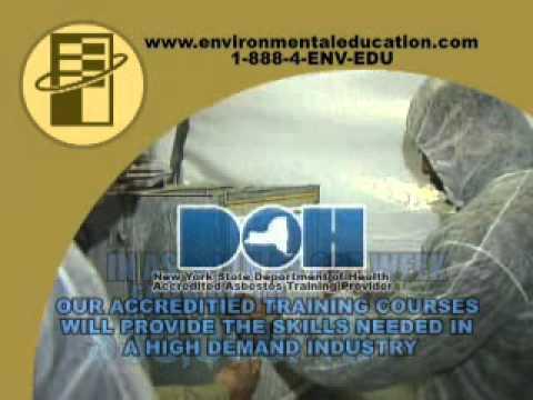 Environmental Education Associates Asbestos Training.wmv