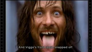The Lord of the Rings - Behind the scenes #3