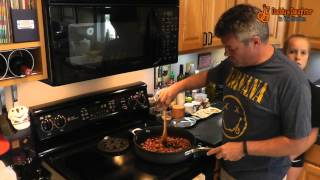 Daddy Daughter Kitchen Pan Roasted Almonds