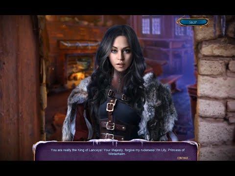 Dark Romance: Winter Lily (Part 1): Meeting Princess Lily