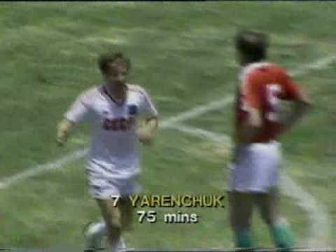 Every Goal of Mexico '86 Part 3