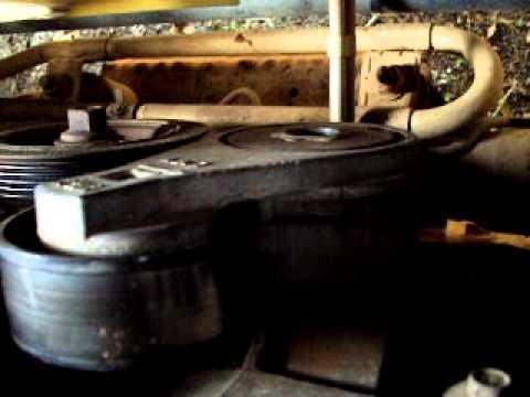 2002 Ford Ranger 2.3L Belt change