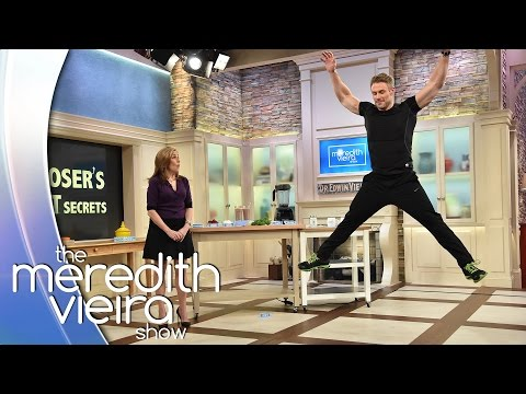 Biggest Loser's BIGGEST Tips! | The Meredith Vieira Show