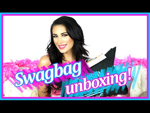 ♥ Artisan Group Swag Bag Unboxing | Victoria Lyn Beauty