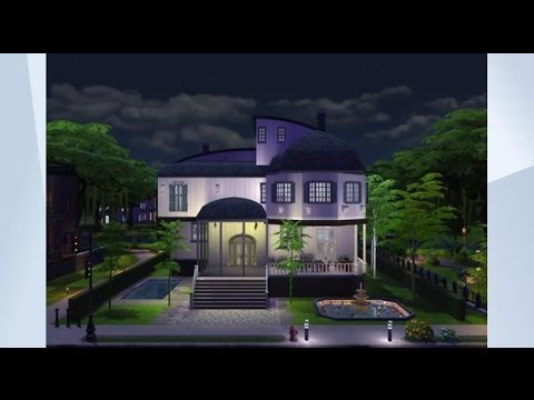 The Sims 4 Round Roof