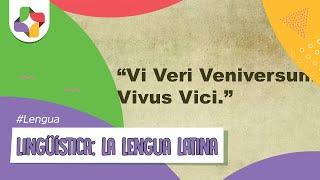 Historia de la lingüística: De lingua latina - Lingüística - Educatina