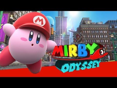 Mirby Odyssey - A Mario Collectathon