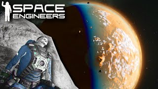 🔴Colonizing Mars! - Space Engineers Gameplay (Archived Livestream)