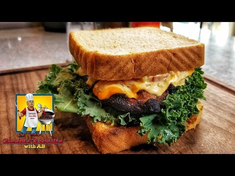 Grilled Teriyaki Chicken Sandwich - How to make a Grilled Chicken Sandwich