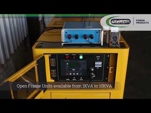 Lutian 25KVA Generator @CYMOT