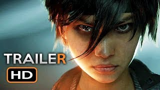 Beyond Good and Evil 2 E3 Trailer (E3 2018) Sci-Fi Action Video Game HD