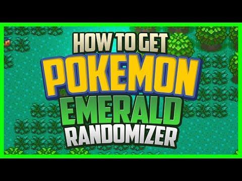 How to Get Pokemon Emerald Randomizer
