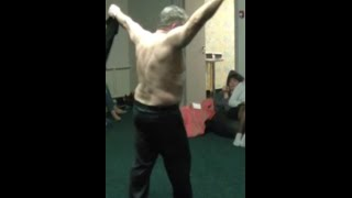 Шок.Большие мышцы без накачки для ленивых. Личный пример. Метод Ключ. Хасай Алиев