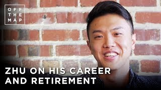 Zhu Delves Into His Career & Retirement | Off the Map - HTC Esports