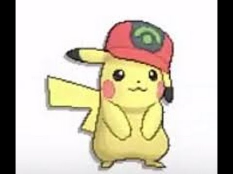 pikachu ash LEGIT pkhex code (first in the world)