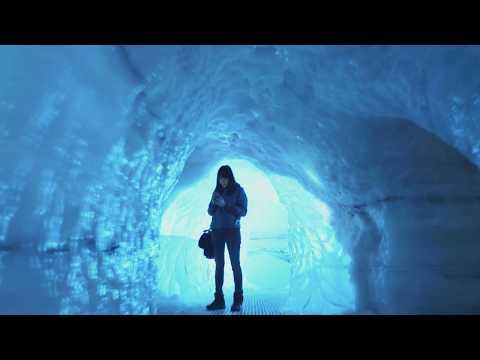 Perlan Ice Cave Walk-Through