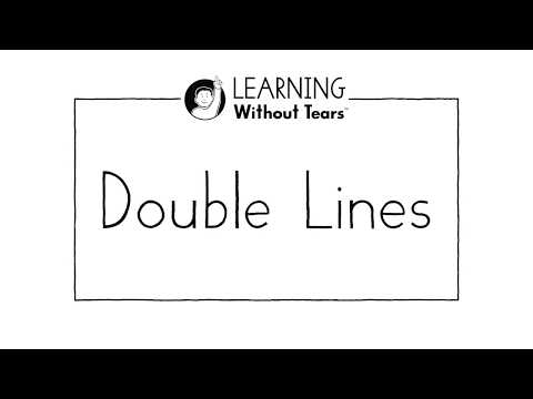 Double Lines