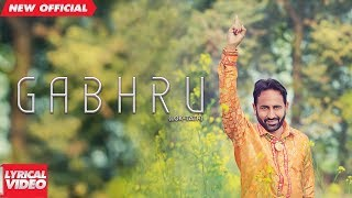 GABHRU (Lyrical Video) | JASS SANDHU | Latest Songs 2019 | MAD 4 MUSIC
