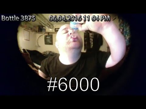 Jon Drinks Water from #1 to #6000