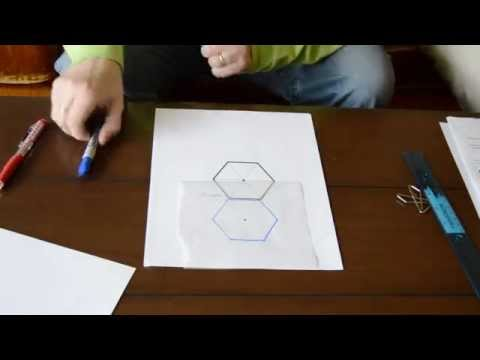 Rotational Symmetry with Patty Paper
