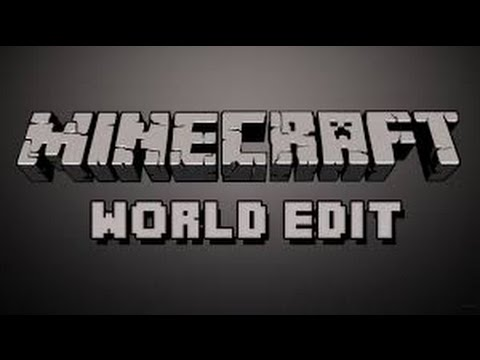 How To Tutorials #1-How to install World Edit into your Minecraft Single Player World!