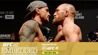 UFC 257 Embedded: Vlog Series - Episode 6