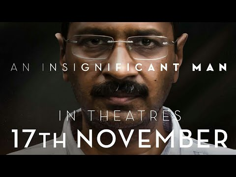 Movie on Kejriwal! 'An insignificant man'