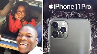 Oprah Surprises Student With New iPhone