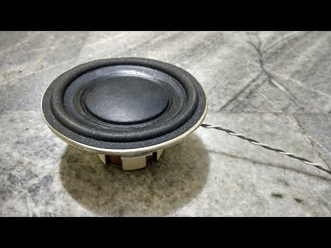 How to Make a Speaker at Home(Cardboard Speaker)-Diy Speaker