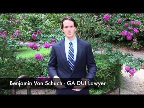 First court date for a DUI charge in Georgia | Atlanta DUI lawyer