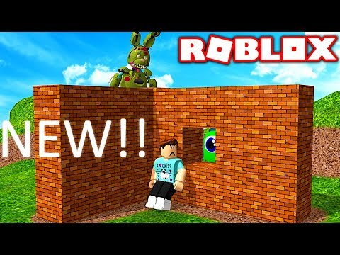 BUILD TO SURVIVE MONSTERS 2 IN ROBLOX!