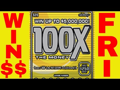 2 WINNERS!!!! --- $10,000,000 INSTANT LOTTERY TICKETS! -- Win Money! --- $150 of tickets purchased!