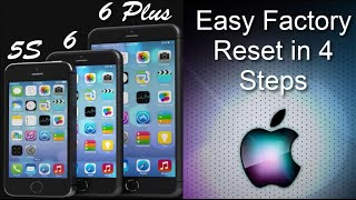 Iphone 6 How To Hard Resetreboot No Itunes Lost Password Or Disabled