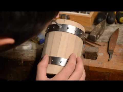 Wooden Beer Mug- The Making Of