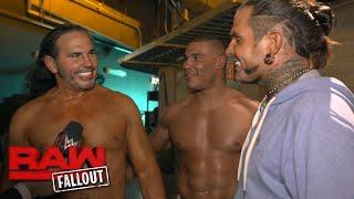 Has Jason Jordan joined The Hardy Boyz?: Raw Fallout, Sept. 25, 2017