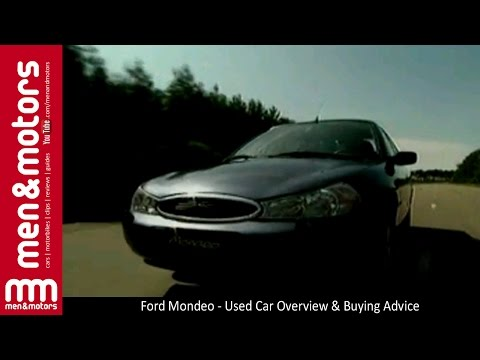 Ford Mondeo - Used Car Overview & Buying Advice