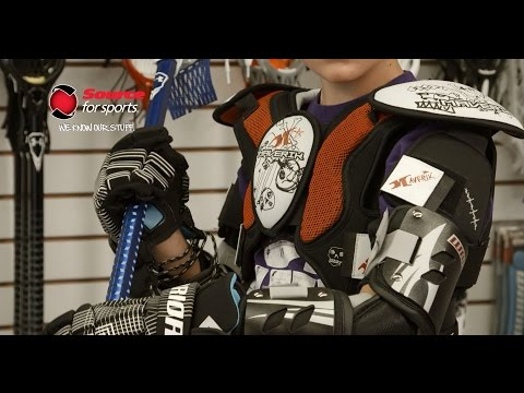 Comparing Lacrosse Versus Hockey Equipment | Source For Sports