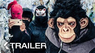 WE ARE THE WAVE Trailer (2019) Netflix