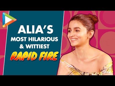 "Xxx Mp4 Alia Bhatt ""A Song I 39 D Like To DEDICATE To Ranbir Kapoor Is…"" Rapid Fire Kalank Brahmastra 3gp Sex"