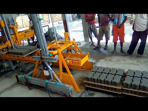 LATEST  BRICK MAKING PLANTS   70000 PER DAY  in  INDIA ..............MOST ADVANCED