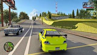 GTA San Andreas 2021 4K Gameplay Part 41 - Back to School - GTA San Andreas 4K 60FPS PC